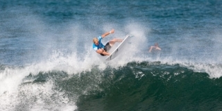 Nat Young - Reef Hawaiian Pro 2011