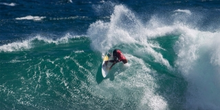 Nathan Hedge - Drug Aware Margaret River Pro