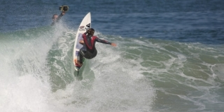 O'Neill Junior Training Week 2010 : Amandine Sanchez