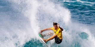 O'Neill World Cup 2010 : Julian Wilson