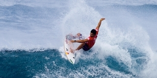 O'Neill World Cup 2010 : Michel Bourez