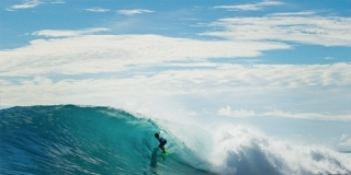 Oney Anwar - Lance right - Rip Curl Mentawaii Pro 2013