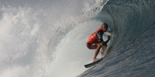 Owen Wright - Billabong Pro Tahiti 2012 - Teahupoo