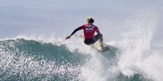 Pat Gudauskas - Billabong Pro Jeffreys Bay 2011