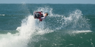 Pat Gudauskas - Rip Curl Pro Search San Francisco 2011
