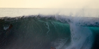 Pipeline, Hawaii, Dusty Payne