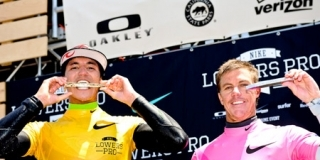 Podium - Nike Lowers Pro Trestles 2012