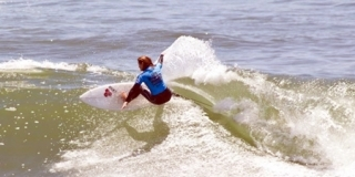 Rebecca Woods - US Open of Surfing 2011
