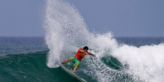 Reef Hawaiian Pro 2010 : William Cardoso
