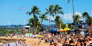 Reef Hawaiian Pro 2014 - Haleiwa, Hawaii