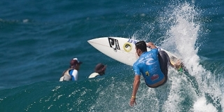 Rip Curl Pro Search 2010 - Somewhere in Puerto Rico - Roy Power - © Kirstin/ASP