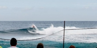 Rip Curl Pro Search 2010 - Somewhere in Puerto Rico - Taj Burrow - © Kirstin/ASP