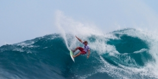 Romain Cloitre - Reef Hawaiian Pro 2012 - Haleiwa, North Shore, Hawaii