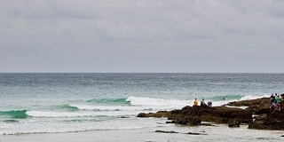Roxy Pro Gold Coast 2011 : Snapper Rocks