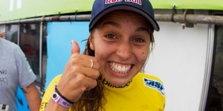 Sally Fitzgibbons - Billabong Pro Rio 2012