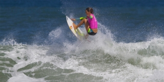 Sally Fitzgibbons - Billabong Pro Rio 2014