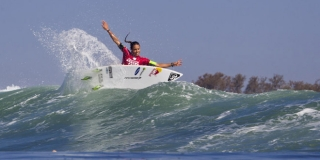 Sally Fitzgibbons - Swatch Women's Pro Trestles 2014 - San Clemente