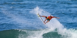 Sebastien Ziet - Reef Hawaiian Pro 2012 - Haleiwa, North Shore, Hawaii