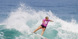 Stephanie Gilmore - Billabong Pro Rio 2011