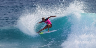 Stephanie Gilmore - Roxy Pro Gold Coast 2014 - Snapper Rocks, Australie