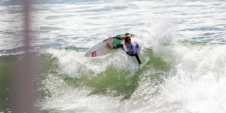 Stephanie Gilmore - US Open of Surfing 2011