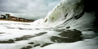 Stormy day - la nord - Hossegor - France