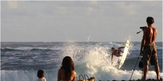 Surf Tahiti air