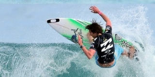 Thomas Woods - Billabong ISA World Surfing Games 2011