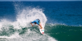 Tiago Pires - Billabong Pro Rio 2012 - Journée 1
