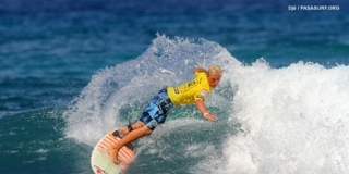 Timothe Bisso - Pan American Surfing Games 2011