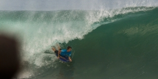 Tom Rigby - Zicatela Pro 2011 - Puerto Escondido