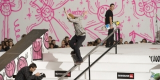 Tony Hawk show 2009 : Dominik Dietrich