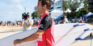 Travis Logie tire sa révérence - Billabong Pipe Masters 2014