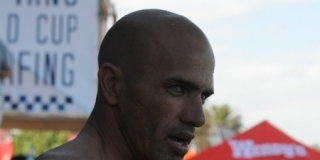 Kelly Slater - Vans World Cup of Surfing 2012