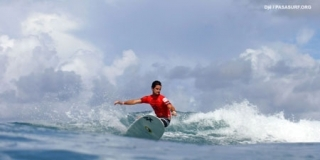Vincent Delaplace - Pan American Surfing Games 2011