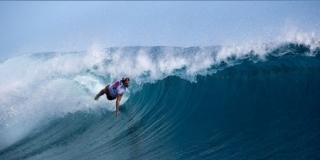 Wipe out - Cloudbreak - Volcom Pro Fidji