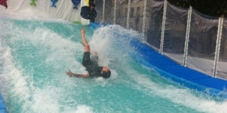 Wipe out ! Paris Plage