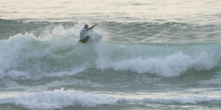 Yves de Lapelin champion de France Bodyboard drop knee 2015
