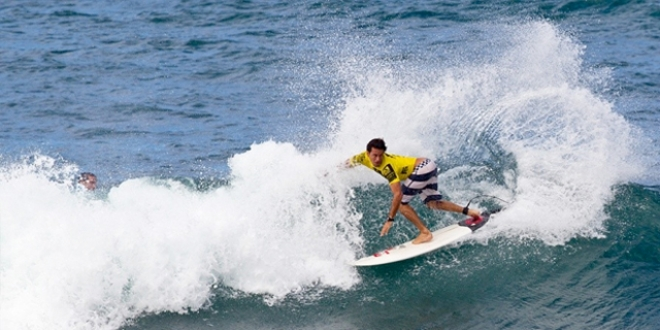 Jeremy Flores - Reef Hawaiian Pro 2013 - Haleiwa, Hawaii'