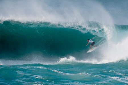 Adam Melling - Sunset Beach Pro 2011'