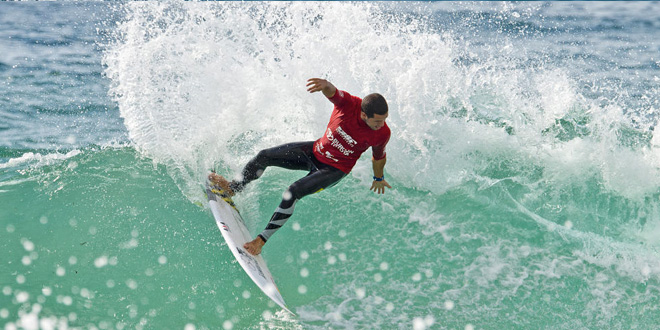 Adriano de Souza - Surfest Newcastle Australia 2014, Merewether'
