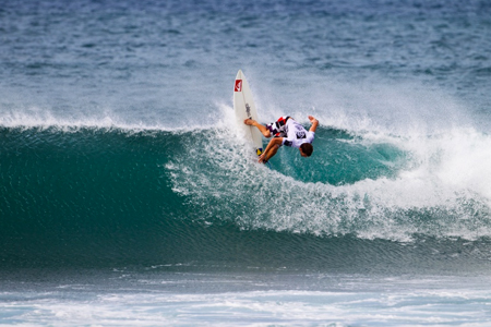 Alain Riou - Reef Hawaiian Pro 2012 - Haleiwa, North Shore, Hawaii