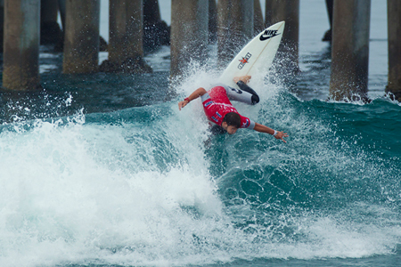 Alejo Muniz - Nike US Open of Surfing 2012'