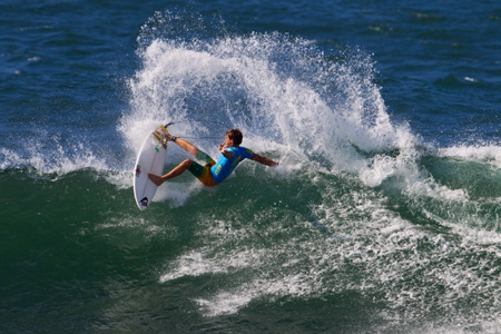 Alejo Muniz - Reef Hawaiian Pro 2012 - Haleiwa, North Shore, Hawaii'