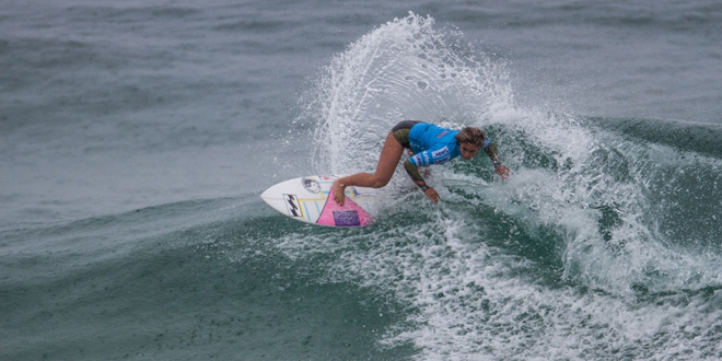Alessa Quizon - Hurley Australian Open of Surfing 2014 - Manly, Australie'