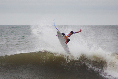 Alezo Muniz - Quiksilver Pro New York 2011