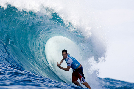 Andy Irons - Pipeline 2008'