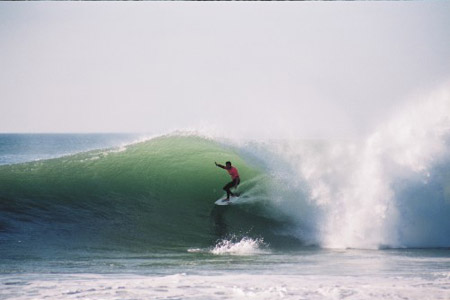 Andy Irons, Quiksilver Pro France 2003, Hossegor