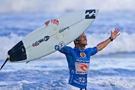 Andy Irons - Somewhere 2007'