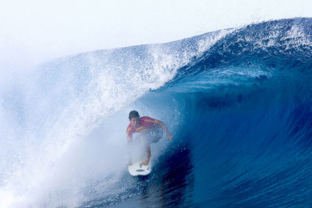 Andy Irons - Tahiti 2004